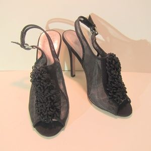 Nine & Co. Black Heels Size 9